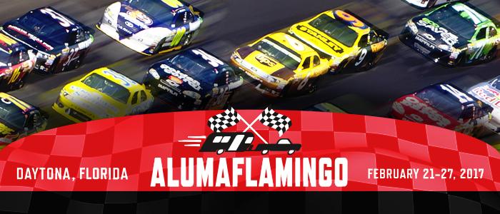 Alumaflamingo Daytona 2017